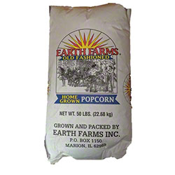 Earth Farms Old Fashioned Popcorn - 50 lb.