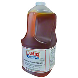 LouAna Butter Flavor Popping Oil - Gal.