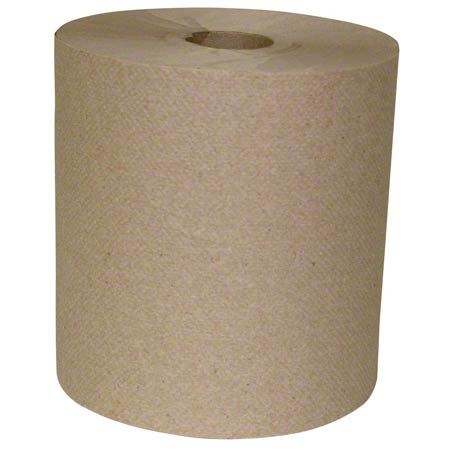 "Sellars® Mayfair® 1 Ply Hard Wound Roll Towel - 7.8"" x 800', Natural"