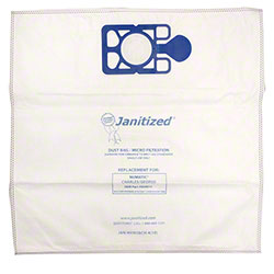 Janitized® 4 Ply High Efficiency Micro Filtration Bag