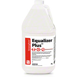 Armstrong StrongArm™ Equalizer Plus™ Non-Acid Foaming Cleaner - 4 L