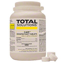 Athea® Total Solutions® Cdiff Disinfectant Tablet-120 ct