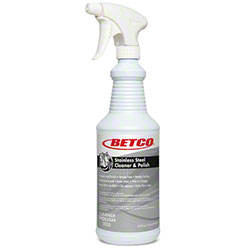 Betco® Stainless Steel Cleaner & Polish - 32 oz.