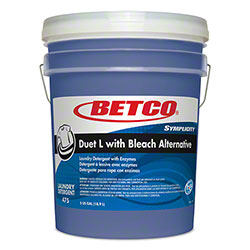 Betco® Symplicity™ Duet-L w/Bleach Alternative - 5 Gal.