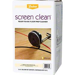 Buckeye® Screen Clean™ RTU Floor Prep Cleaner - 5 Gal.