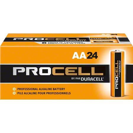 Duracell® Procell® Size AA Alkaline Battery - 1.5 Volt