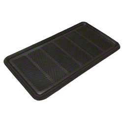 "Edgewood Rubber Boot Tray - 16"" x 32"""