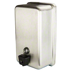 Frost™ All Purpose Valve Vertical Tank Soap Dispenser