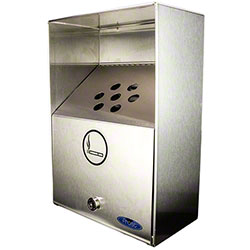 Frost™ Heavy Duty Outdoor Ash Bin - 2.3 L