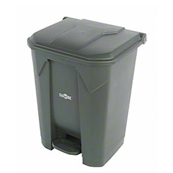 Globe™ Step-On Receptacle - 12 Gal.