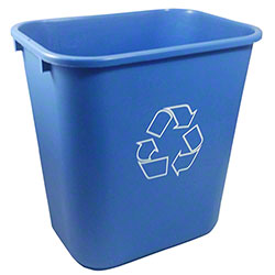 Globe™ Deskside 28 Qt. Recycling Container