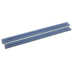 Karcher® Standard Grooved Blue Squeegee Blade - 1230 mm