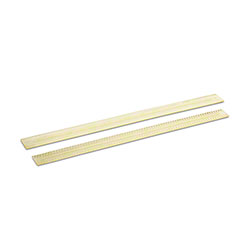 Karcher® Grooved Oil-Resistant Squeegee Blade - 1210 mm