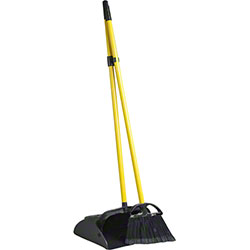 M2 Professional Galaxy Plastic Lobby Dust Pan w/Handle
