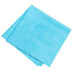 "M2 Professional Q-Star Microfiber Cloth - 16"" x 16"", Blue"