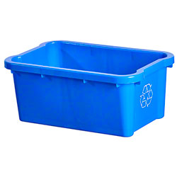 M2 Professional Under Desk Recycle Bin - 5 Gal.