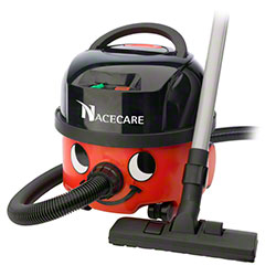 NaceCare™ Latitude™ NBV240 Canister Vacuum w/AST5 Kit