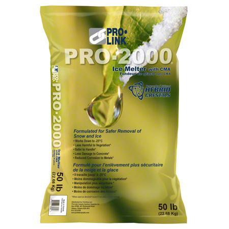 PRO-LINK® EcoPro® PRO-2000 Snow & Ice Melter - 50 lb Bag