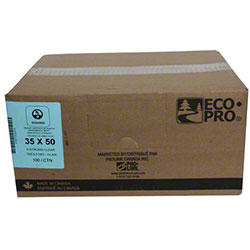 PRO-LINK® EcoPro® Low Density - 35 x 50, Regular, Clear