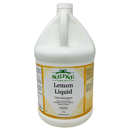 AxSys Lemon Dish Soap - 4 L