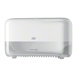Tork® Elevation Coreless Bath Tissue Dispenser - White