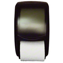 Tork® Bath Tissue Roll Twin Dispenser - Smoke
