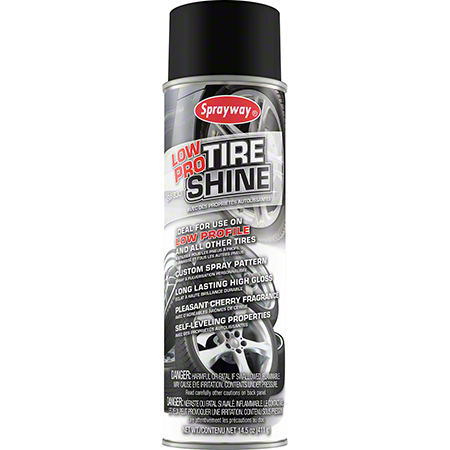 Sprayway® Low Pro Tire Shine - 14 oz. Net Wt.