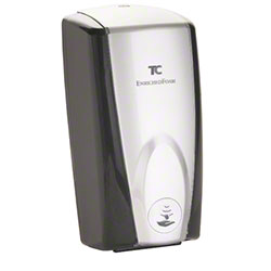 TC® AutoFoam Soap Touch-Free Dispenser - Black/Grey