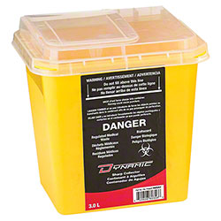 Wayne Sharps Container Wide - 3.78 L