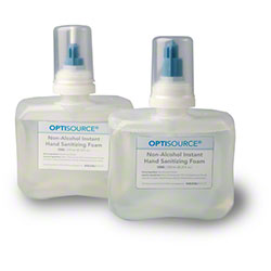 WausauPaper® OptiSource® Instant Hand Sanitizing Foam