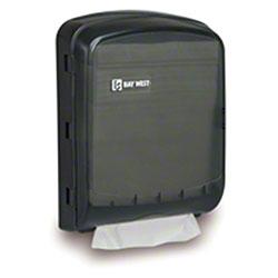 WausauPaper® Silhouette® Universal Towel Dispenser-Black