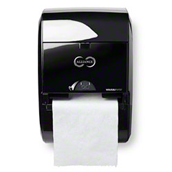 WausauPaper® Alliance™ Electronic Dispenser - Black