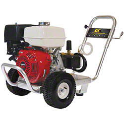 BE 389cc Honda GX390 Gas Pressure Washer - 4000 PSI