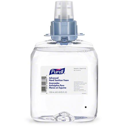 GOJO® Purell® Advanced Hand Sanitizer Foam - 1200 mL FMX-12™