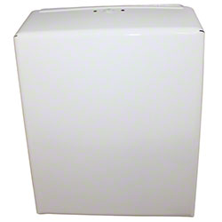 Impact® Metal Combo Towel Dispenser - Off-White