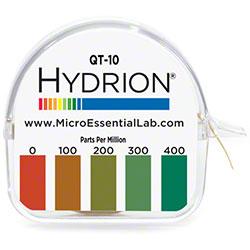 Micro Hydrion® QT-10 Quat Test Paper