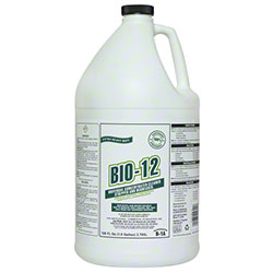 Rex BIO-12 Cleaner, Stripper & Degreaser - Gal. Case/4