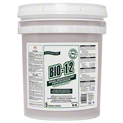 Rex BIO-12 Cleaner, Stripper & Degreaser - 5 Gal. Pail