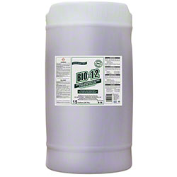 Rex BIO-12 Cleaner, Stripper & Degreaser - 15 Gal. Drum
