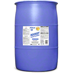 Rex Rocket Glass Cleaner - 55 Gal. Drum