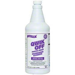 Rex Qwik Off Foaming Action Degreaser Cleaner - Qt. Case/12
