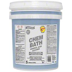 Rex Chem Bath Mineral Acid Cleaner - 5 Gal. Pail