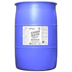Rex Chem Bath Mineral Acid Cleaner - 55 Gal. Drum