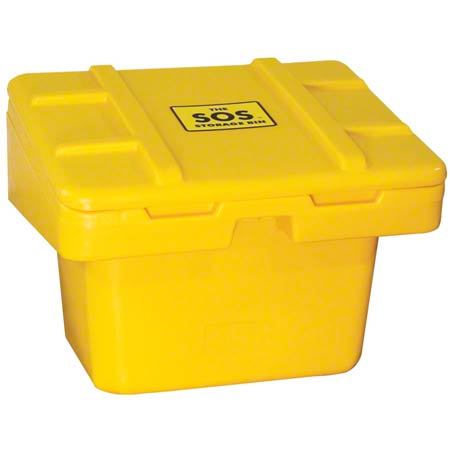 SOS™ 5.5 Storage Bin - 500 lb., Yellow