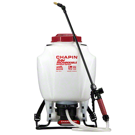 Chapin® 24v Rechargeable Backpack Sprayer - 4 Gal.