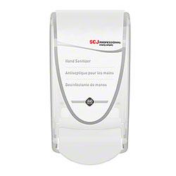 SCJP Hand Sanitizer Dispenser - 1 L, White