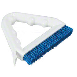 Carlisle Sparta® Spectrum® Tile & Grout Brush - Blue
