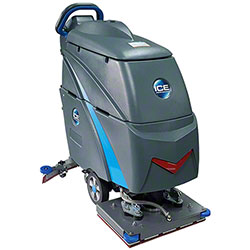 "ICE® I20NBT-OB Self-Propelled Auto Scrubber - 20"", Lead Acid"