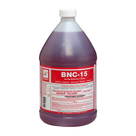 Spartan BNC-15™ One Step Disinfectant Cleaner - Gal.
