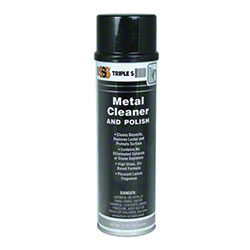 SSS® Metal Cleaner & Polish - 15 oz. Aerosol